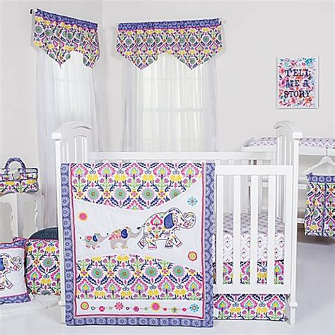 Waverly Crib Bedding Waverly 174 Baby By Trend Lab 174 Santa Crib Bedding Collection Bed Bath Beyond