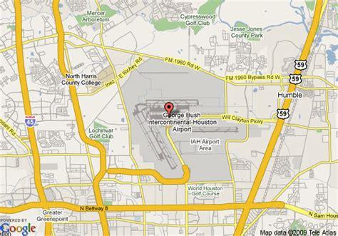 houston texas airport map map of marriott houston airport houston
