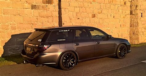 2007 subaru bp liberty 3 0r spec b 6mt wagon