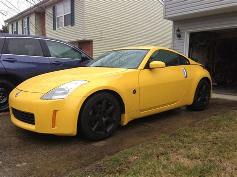 nissan yellow nissan 350z yellow reviews prices ratings with various