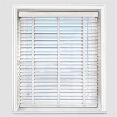 Wooden Tape Blinds Designer Simply White With Tapes Wooden Venetian Blind