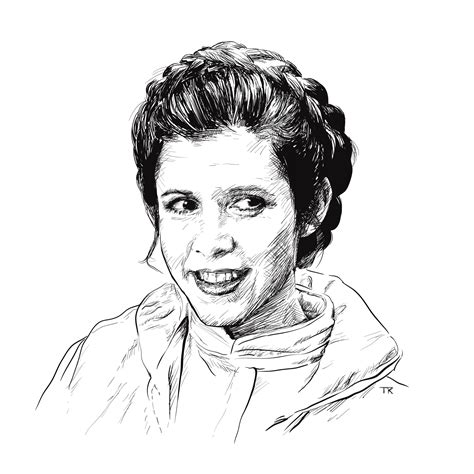 Ics3u Course Outline by Remembering Carrie Fisher By Tomralston On Ello Beens Org