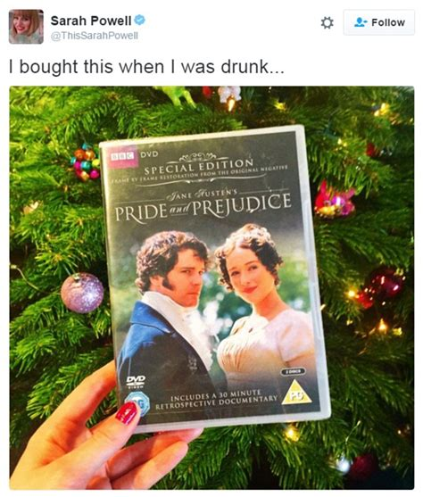 recurring themes in pride and prejudice hilarious proof that drunk shopping is never a good idea