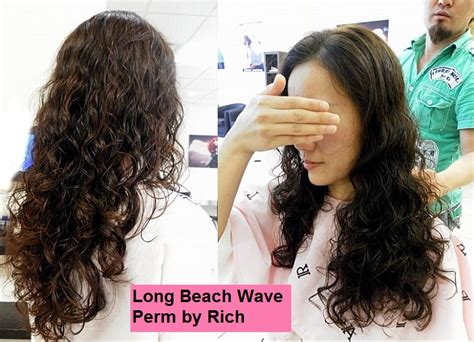 difference between a beach wave perm and the american wave perm long beach wave perm yelp