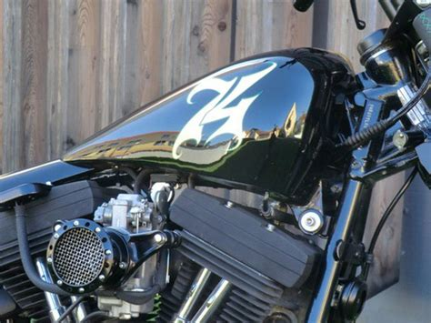 Motorrad Verkaufen Regensburg by Bikes Harley 74 Ms Streetparts Motorrad Umbau