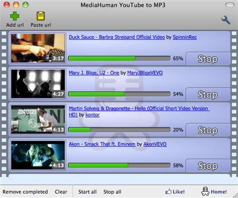 youtube  mp converter application