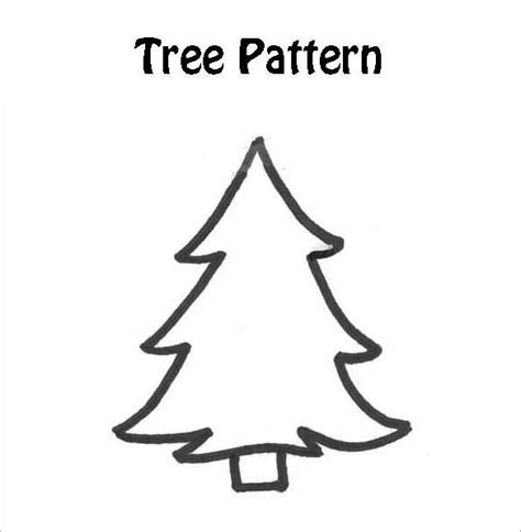 22 Christmas Tree Templates Free Printable Psd Eps Png Pdf Format Download Free Tree Template Free Printable