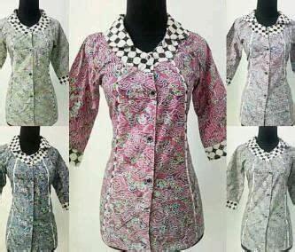Baju Kerja Baju Jawa Basofi Rapih Banget model baju batik untuk kerja terbaru update 2014 grosir baju jawa