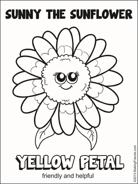 Free Daisy Petals Coloring Pages Scout Coloring Pages For Daisies Printable