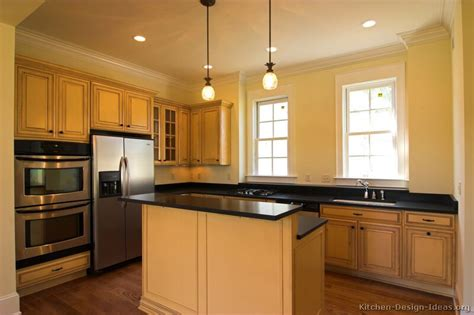 paint colors for maple cabinets in the kitchen pictures of kitchens traditional white antique