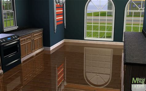 for my sims reflective floors