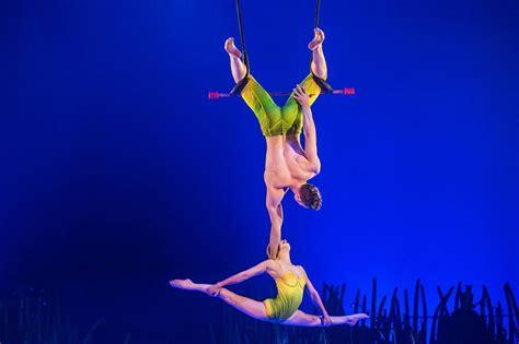 entradas circo solei cirque du soleil 183 totem nuevo espect 225 culo en sevilla