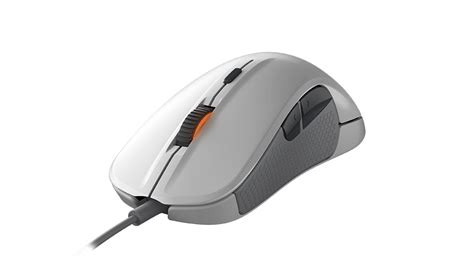Mouse Rival 300 rival 300 illuminated 6 button optical gaming mouse steelseries