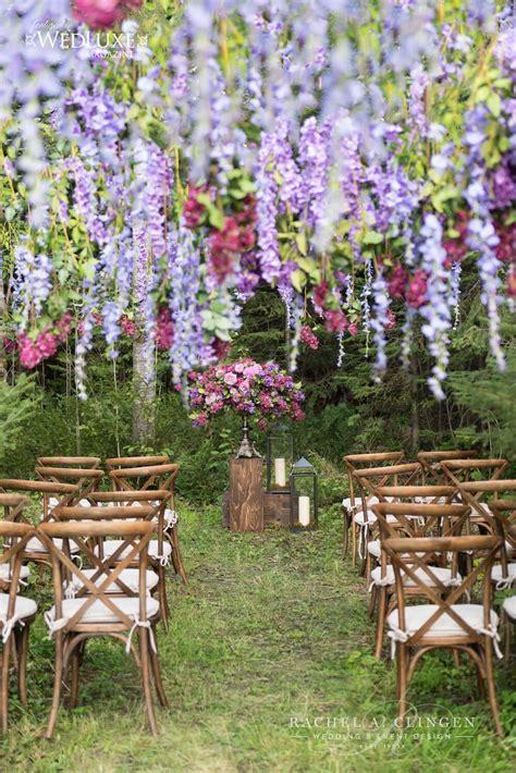 Wisteria Wedding Flowers Decor Toronto   CEREMONIA