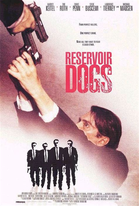 Reservoir Dogs 1992 Film The 100 Best Movie Posters Of The Past 100 Years Movies Lists Posters Page 4 Paste