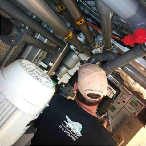 Boat Plumbing by Marine Plumbing All Marine Solutions