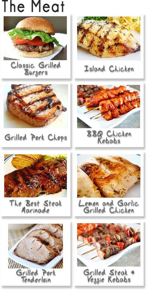 bbq make a menu updated grilling recipes bbq menu and barbecue