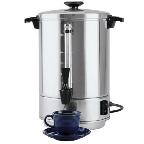 Coffee Maker West Bend regalware 58055r 12 55 cup aluminum coffee maker west bend creative assemblies inc