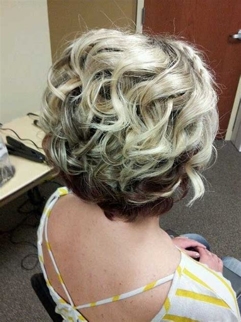 curly hair styles for mother of bride 13 best short layered curly hair short hairstyles 2017
