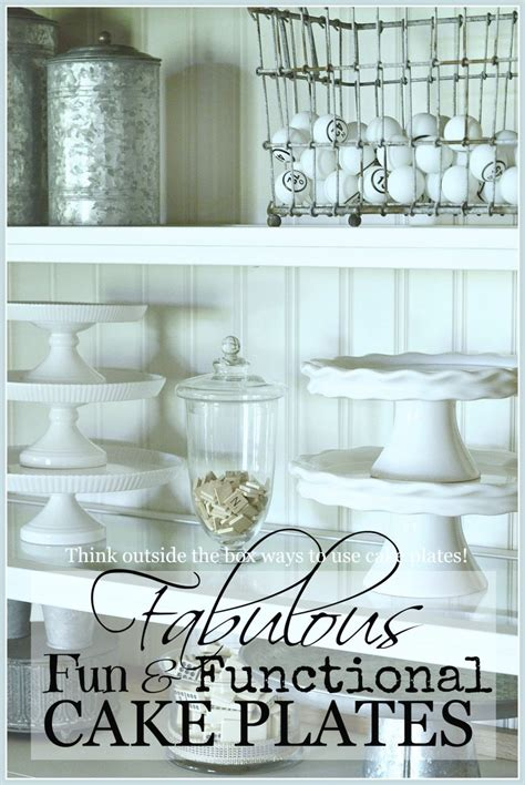 Fabulous Fun And Functional Cake Stands Not Just For | fabulous fun and functional cake stands not just for
