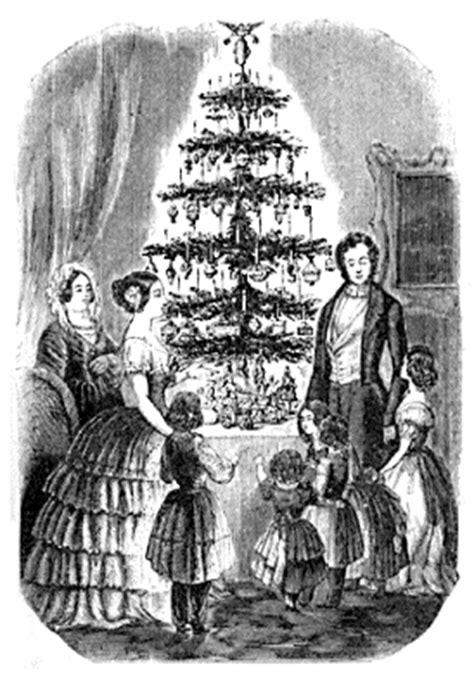 queen victoria s christmas tree