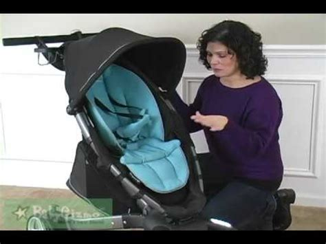4mom Origami Stroller Review - baby gizmo 4moms origami review