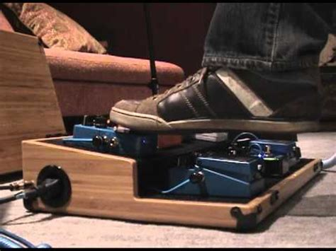 pedal board design boicebox pedal boards quot tiered design quot