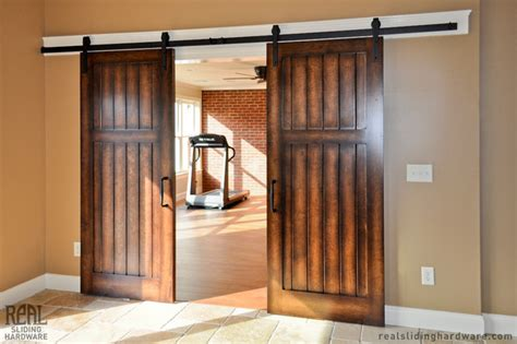 home barn door hardware traditional home