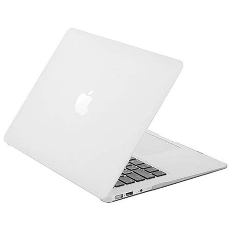 Laptop Macbook White krusell 71290 frostcover laptop for apple macbook air