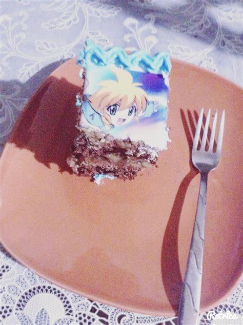 birthday cake by miyukou on deviantart