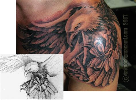 tattoo gallery eagle large image leave comment