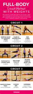 print this now circuit with weights workout