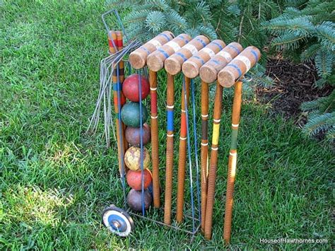 backyard croquet croquet anyone