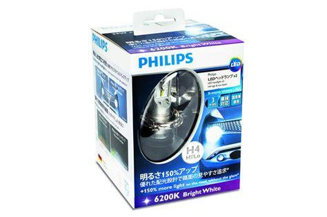 Led Philips H4 苣 232 n philips x treme ultinon led h4