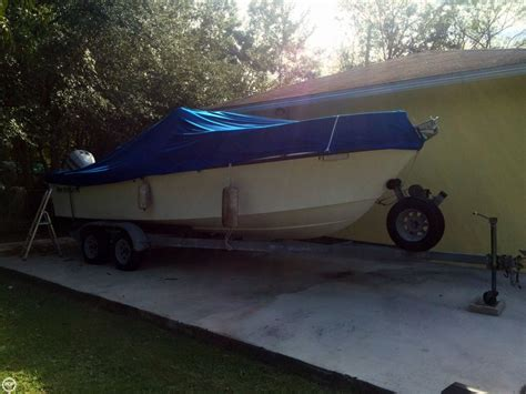 used maycraft boats for sale 1998 used maycraft 2300 center console fishing boat for
