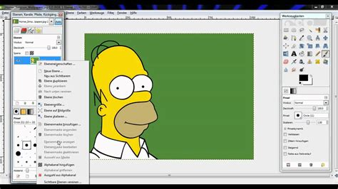 gimp tutorial bilder verschmelzen gimp tutorial bilder transparent machen hd youtube