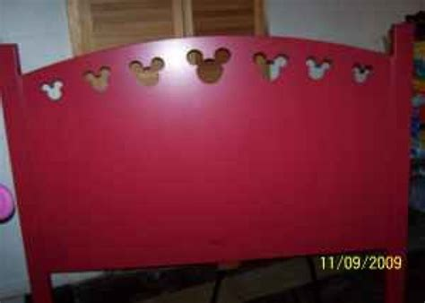 mickey mouse headboard 96 best images about mickey home furniture on