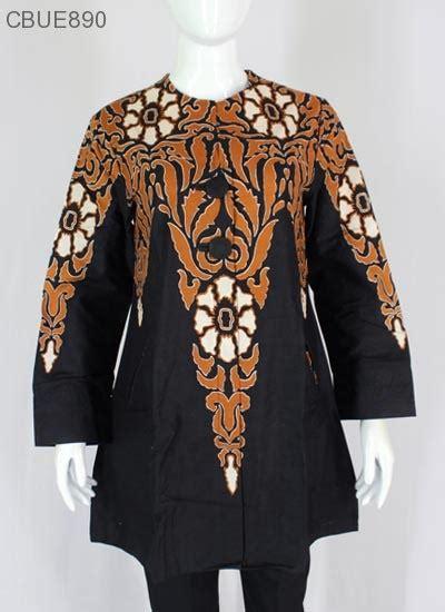 Batik Atasan Wanita Tunik Manyala atasan wanita tunik batik blarak 9039 blus lengan panjang murah batikunik