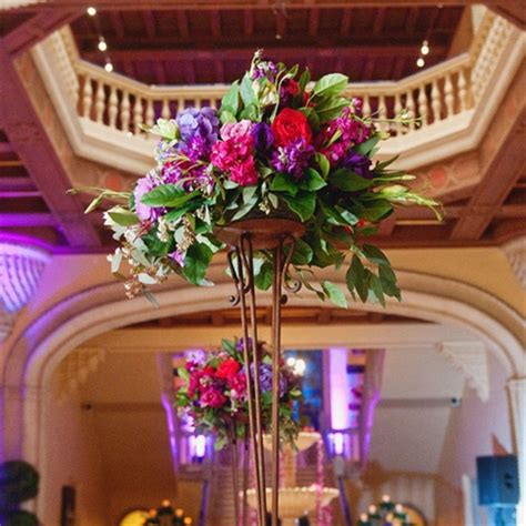 301 Moved Permanently Pink And Purple Centerpieces