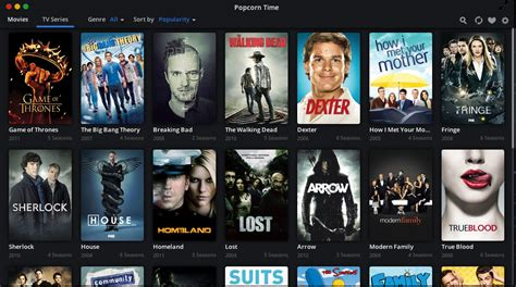 film streaming tv tv shows added to popcorn time streaming service