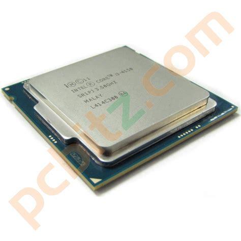 Intel I3 4150 Lga 1150 intel i3 4150 sr1pj 3 50ghz socket lga1150 cpu ebay