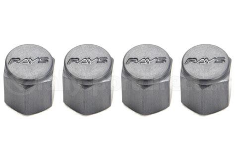Tutup Pentil Rays Racing Tire Valve Cap volk racing rays valve stem caps gunmetal wvalgm2 free shipping