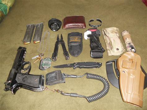 Edc Army pocket vomit 1lt sam barrow us army afghanistan on