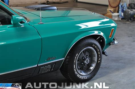 2016 mach 1 mustang 1970 ford mustang mach 1 foto s 187 autojunk nl 166393