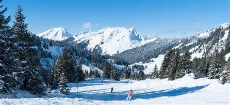 best skiing alps morzine ski resort review alps mountainpassions