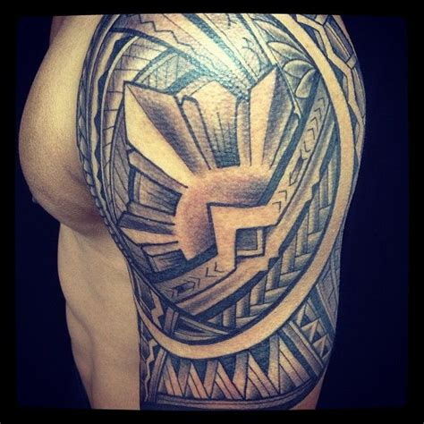 tattoo designs philippines philippine tribal shoulder ink