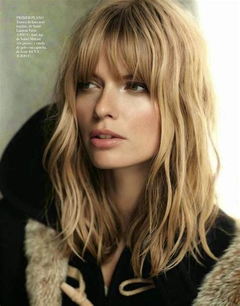 finally this vintage bangs trend is making a return and retro 70 s fringe a 2015 hair trend must fringe
