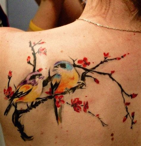 japanese cherry blossom tattoo on shoulder 50 cute exles of cherry blossom tattoos for creative
