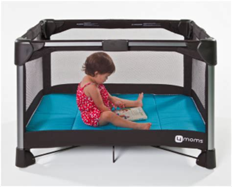 4moms Play Yard Playpen the new 4moms play yard is worth marking your calendar for now cool picks