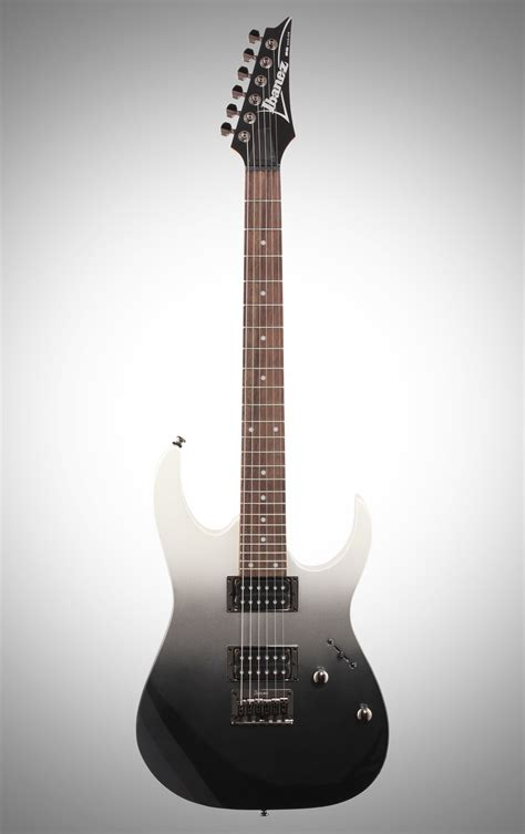 Bridge Bass 5s Ibanez ibanez rg421 rg electric guitar with fixed bridge black fade metallic